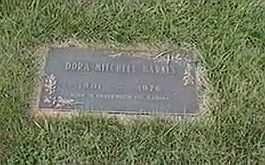 BARNES, DORA MITCHELL - Black Hawk County, Iowa | DORA MITCHELL BARNES