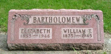 BARTHOLOMEW, WILLIAM T. - Black Hawk County, Iowa | WILLIAM T. BARTHOLOMEW