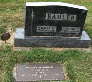 BAULER, DOROTHY E. - Black Hawk County, Iowa | DOROTHY E. BAULER