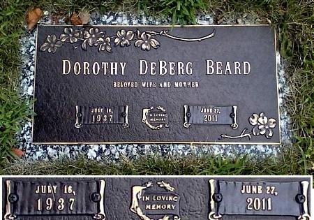 DEBERG BEARD, DOROTHY - Black Hawk County, Iowa | DOROTHY DEBERG BEARD