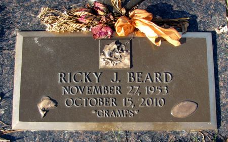 BEARD, RICKY J. - Black Hawk County, Iowa   RICKY J. BEARD