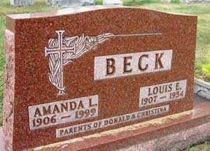 BECK, AMANDA L. - Black Hawk County, Iowa | AMANDA L. BECK