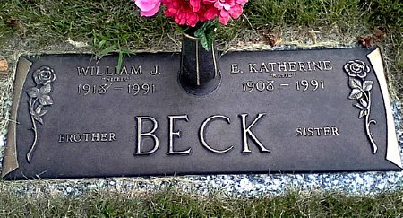 BECK, E. KATHERINE - Black Hawk County, Iowa | E. KATHERINE BECK