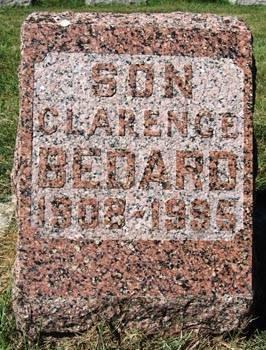 BEDARD, CLARENCE - Black Hawk County, Iowa | CLARENCE BEDARD