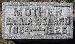 BEDARD, EMMA - Black Hawk County, Iowa | EMMA BEDARD