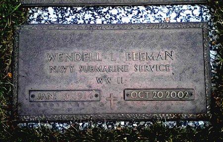 BEEMAN, WENDELL L. - Black Hawk County, Iowa | WENDELL L. BEEMAN