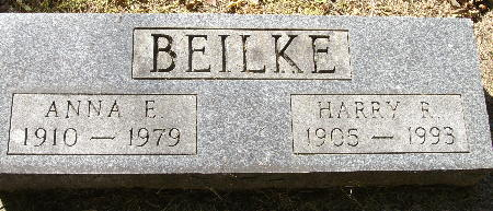 BEILKE, ANNA E. - Black Hawk County, Iowa | ANNA E. BEILKE