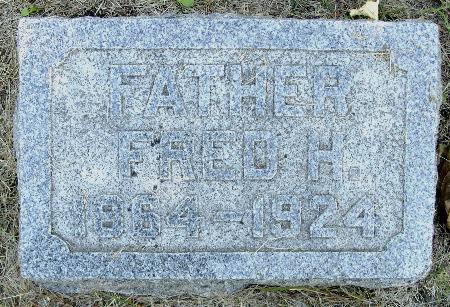 BEILKE, FRED H. - Black Hawk County, Iowa | FRED H. BEILKE