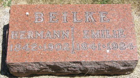 BEILKE, HERMANN - Black Hawk County, Iowa | HERMANN BEILKE