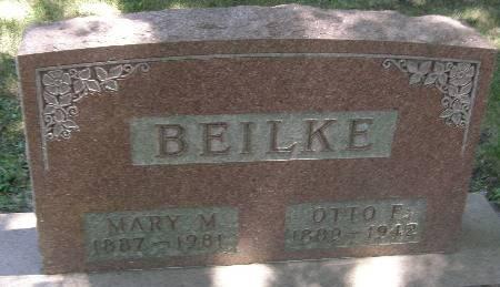BEILKE, OTTO F. - Black Hawk County, Iowa | OTTO F. BEILKE