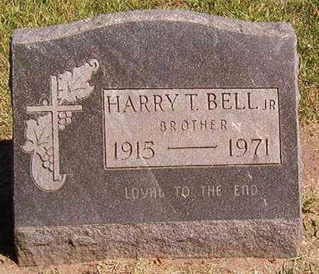 BELL, JR., HARRY T. - Black Hawk County, Iowa | HARRY T. BELL, JR.