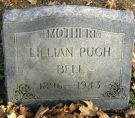 PUGH BELL, LILLIAN - Black Hawk County, Iowa | LILLIAN PUGH BELL