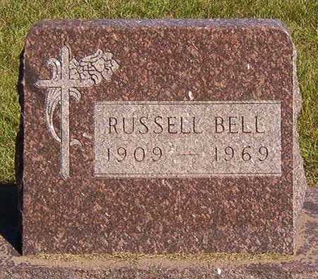 BELL, RUSSELL - Black Hawk County, Iowa | RUSSELL BELL