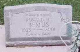 BEMUS, RONALD H. - Black Hawk County, Iowa | RONALD H. BEMUS