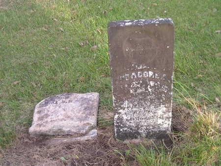 BENHAM, THEODORE A - Black Hawk County, Iowa | THEODORE A BENHAM