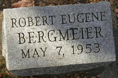 BERGEMEIER, ROBERT EUGENE - Black Hawk County, Iowa | ROBERT EUGENE BERGEMEIER