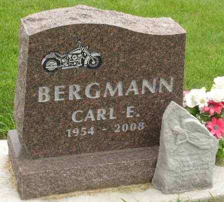 BERGMANN, CARL E. - Black Hawk County, Iowa | CARL E. BERGMANN
