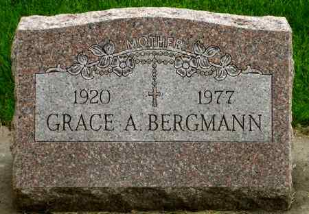 BERGMANN, GRACE A. - Black Hawk County, Iowa | GRACE A. BERGMANN