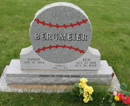 BERGMEIER, KEN - Black Hawk County, Iowa   KEN BERGMEIER