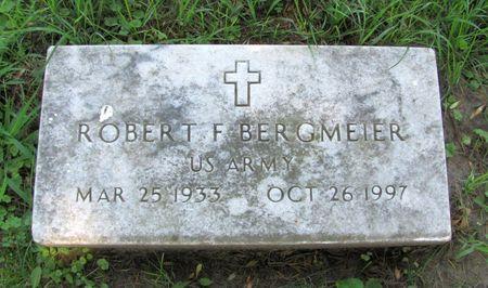 BERGMEIER, ROBERT F. - Black Hawk County, Iowa | ROBERT F. BERGMEIER
