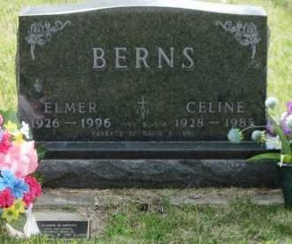 BERNS, ELMER - Black Hawk County, Iowa | ELMER BERNS