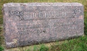 BERTCH, BARBARA A. - Black Hawk County, Iowa | BARBARA A. BERTCH