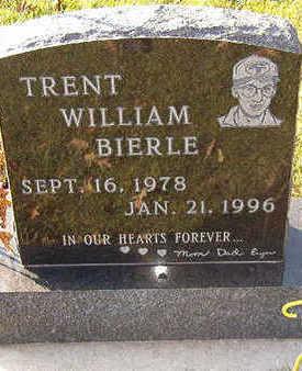BIERLE, TRENT WILLIAM - Black Hawk County, Iowa | TRENT WILLIAM BIERLE