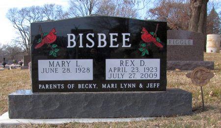 BISBEE, REX D. - Black Hawk County, Iowa   REX D. BISBEE