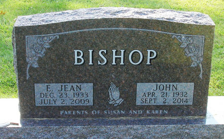 BISHOP, JR., JOHN B. - Black Hawk County, Iowa | JOHN B. BISHOP, JR.