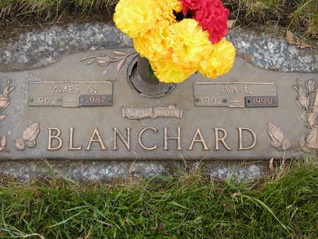 BLANCHARD, JAMES - Black Hawk County, Iowa | JAMES BLANCHARD
