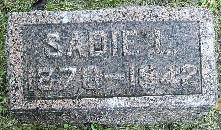 BLOESER, SADIE L. - Black Hawk County, Iowa | SADIE L. BLOESER