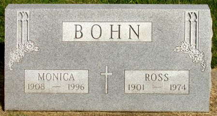 BOHN, ROSS - Black Hawk County, Iowa | ROSS BOHN