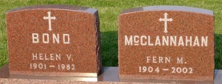 MCCLANNAHAN, FERN M. - Black Hawk County, Iowa | FERN M. MCCLANNAHAN