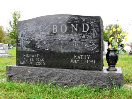BOND, RICHARD - Black Hawk County, Iowa | RICHARD BOND
