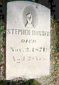 BONNER, STEPHEN - Black Hawk County, Iowa | STEPHEN BONNER