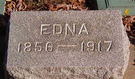 BOOTH, EDNA - Black Hawk County, Iowa | EDNA BOOTH