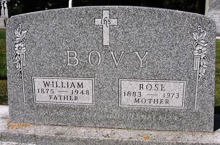 BOVY, ROSE - Black Hawk County, Iowa | ROSE BOVY