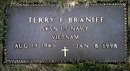 BRANIFF, TERRY F. - Black Hawk County, Iowa | TERRY F. BRANIFF