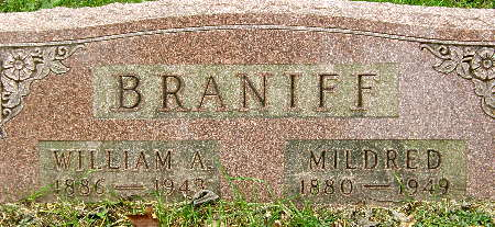 BRANIFF, WILLIAM A. - Black Hawk County, Iowa | WILLIAM A. BRANIFF