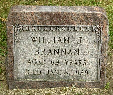 BRANNAN, WILLIAM J. - Black Hawk County, Iowa | WILLIAM J. BRANNAN