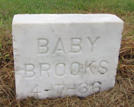BROOKS, BABY - Black Hawk County, Iowa | BABY BROOKS