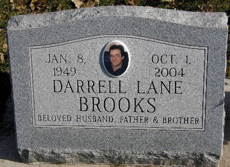 BROOKS, DARRELL LANE - Black Hawk County, Iowa | DARRELL LANE BROOKS