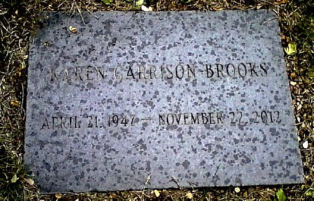 BROOKS, KAREN - Black Hawk County, Iowa | KAREN BROOKS