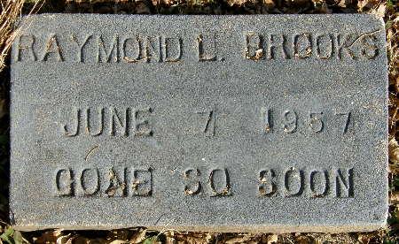 BROOKS, RAYMOND L. - Black Hawk County, Iowa | RAYMOND L. BROOKS