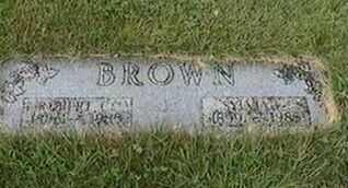 BROWN, SYLVIA - Black Hawk County, Iowa | SYLVIA BROWN