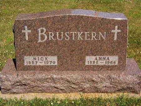 BRUSTKERN, NICK - Black Hawk County, Iowa   NICK BRUSTKERN