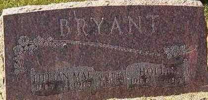 BRYANT, LILLIAN MAE - Black Hawk County, Iowa | LILLIAN MAE BRYANT