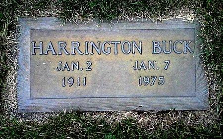 BUCK, HARRINGTON - Black Hawk County, Iowa | HARRINGTON BUCK