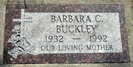 BUCKLEY, BARBARA C. - Black Hawk County, Iowa | BARBARA C. BUCKLEY