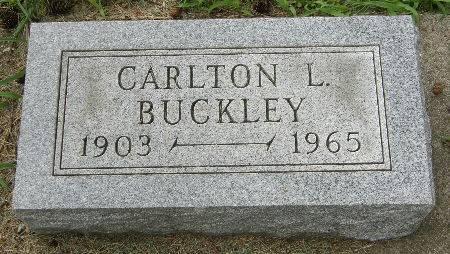 BUCKLEY, CARLTON L. - Black Hawk County, Iowa | CARLTON L. BUCKLEY